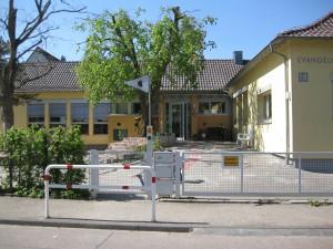Kindergarteneingang